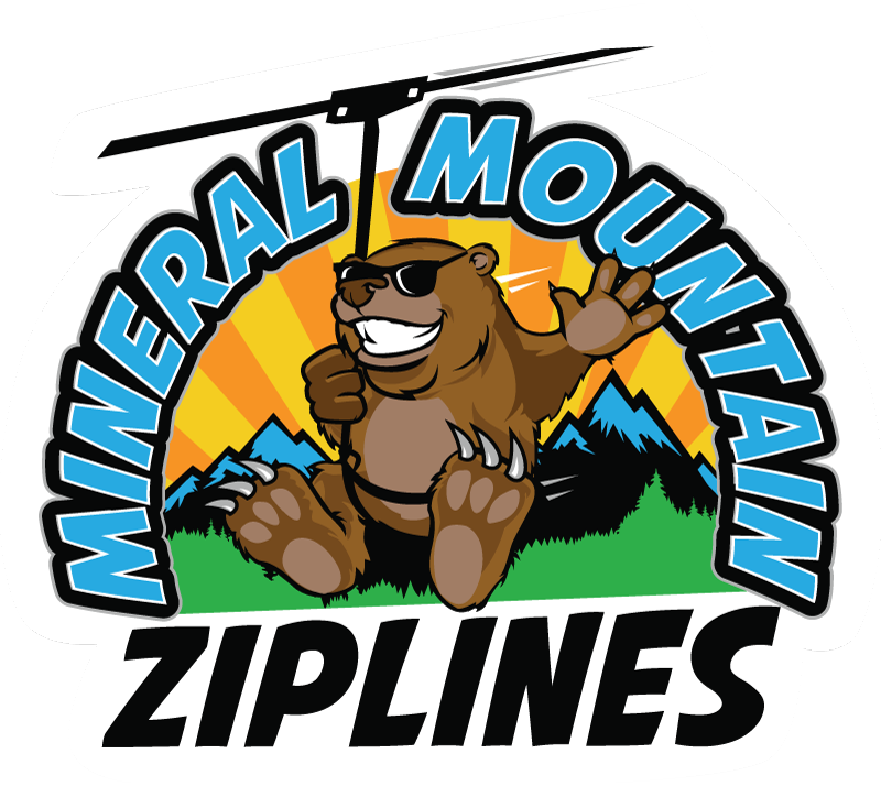 Mineral Mountain Ziplines at Fairmont Hot Springs Resort, BC